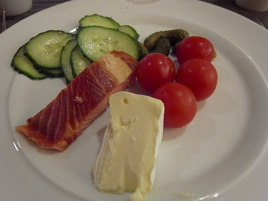 Vantaa, Finland: 朝食