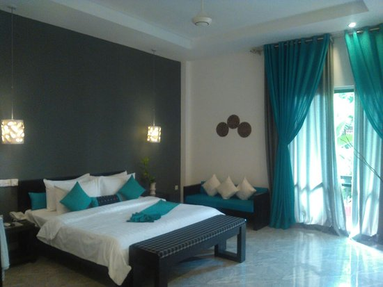 Central Boutique Angkor Hotel: Πολύ καλή επιλογή.