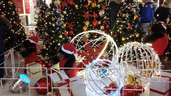 Parly II : Parly 2, Noël