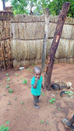 Victoria Falls, Zâmbia: lovely kid