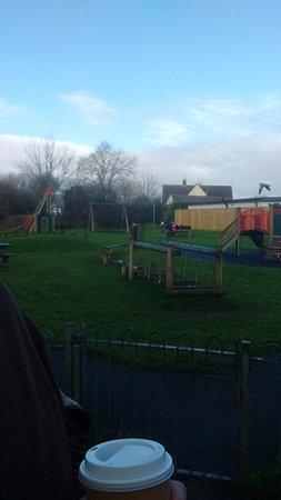 Royal Wootton Bassett, UK: playground