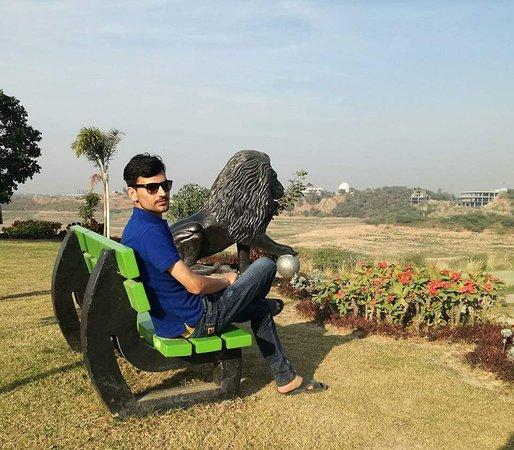 Mirpur, Pakistan: Aasifa Bhutto Park