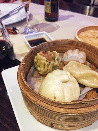 Comida china de primera calidad