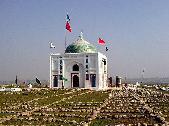 Mirpur, Pakistan: Mazar Miran Mir Sarkar