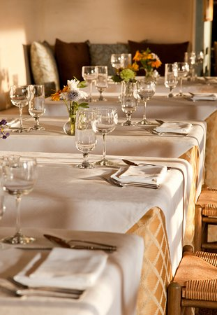 Greenville, ME: Enjoy relaxed dining in a beautiful atmospher with superior service.