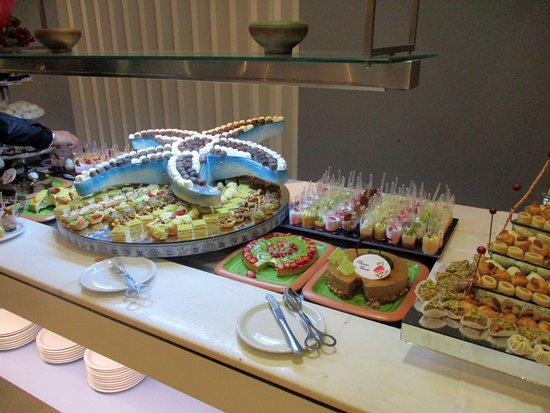 Iberostar Diar El Andalous: Saint Sylvestre gala dinner
