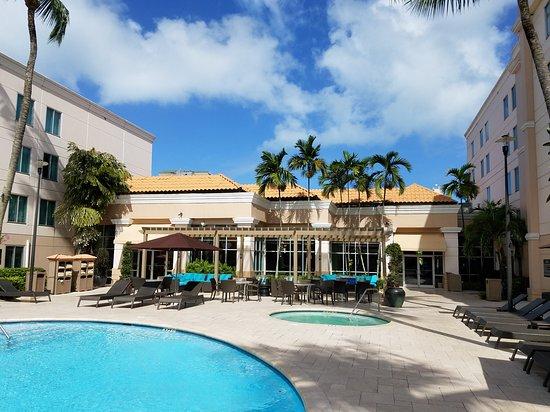 Hampton Inn & Suites San Juan: 20170113_120524_large.jpg