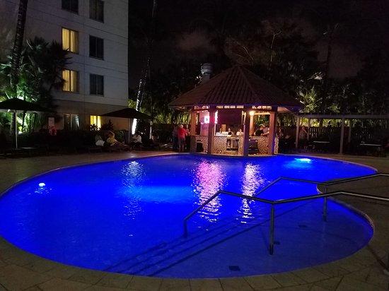 Hampton Inn & Suites San Juan: 20170113_193630_large.jpg