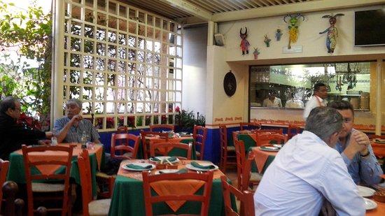 Restaurante El Bajío