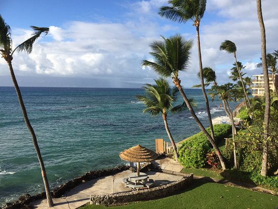 Kaleialoha Condominiums: From the balcony