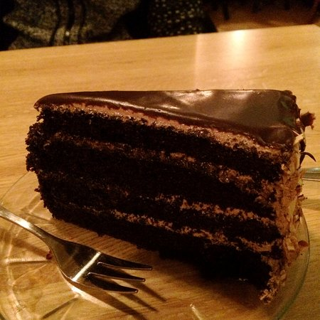 Silver City, New Mexiko: Chocolate cake