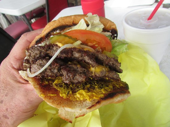 Tomball, TX: Double Cheeseburger...