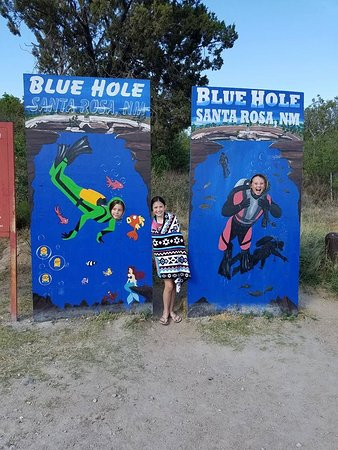 Blue Hole, Santa Rosa, NM