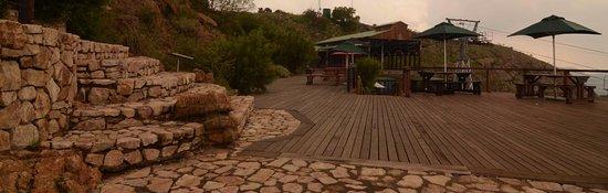 Hartbeespoort, Νότια Αφρική: Top of the mountain