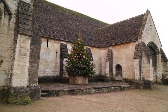 Bradford-on-Avon, UK: Tithe Barn in December