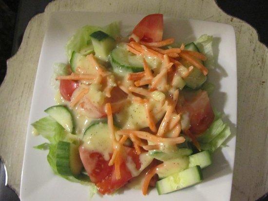 Vassalboro, Мэн: Garden Salad