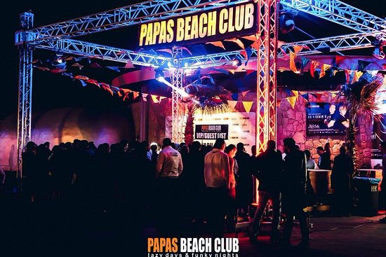 ‪Papas Beach Club‬