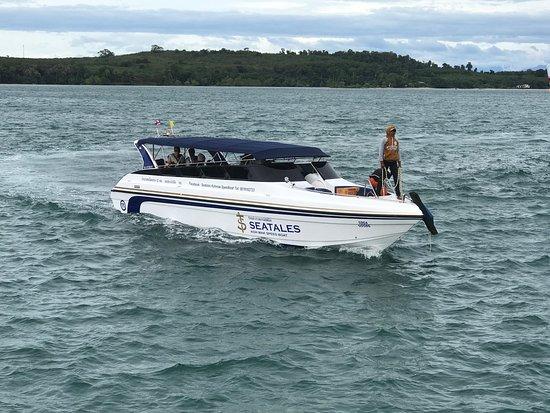 Ко-Мак, Таиланд: Seatales Koh Mak Speedboat