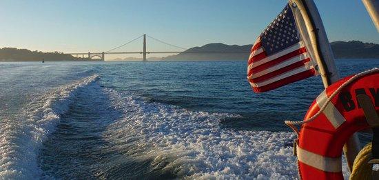 Bay Voyager: Golden Gate Bridge