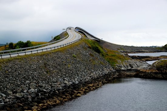 Averoy Municipality, Noruega: Atlantic Road 01
