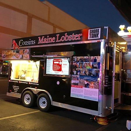 Fremont Street Experience: Food Truck Old Las Vegas