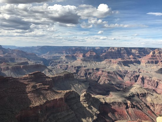 Moran Point - Lipan Point in the lower right hand corner - Picture ...