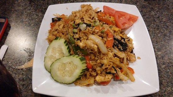 Warner Robins, GA: Basil Fried Rice