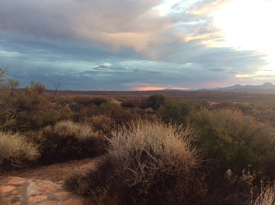 Kagga Kamma Private Game Reserve, Sudáfrica: Sunset