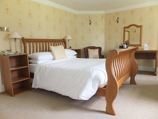 Chiseldon House: Bedroom