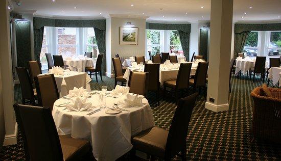 Chiseldon House: Restaurant