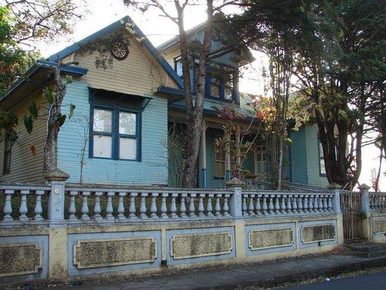 Barva, Costa Rica: Estas son unas de tantas fotos del bellisimo RESTAURANTE Casa Grande.