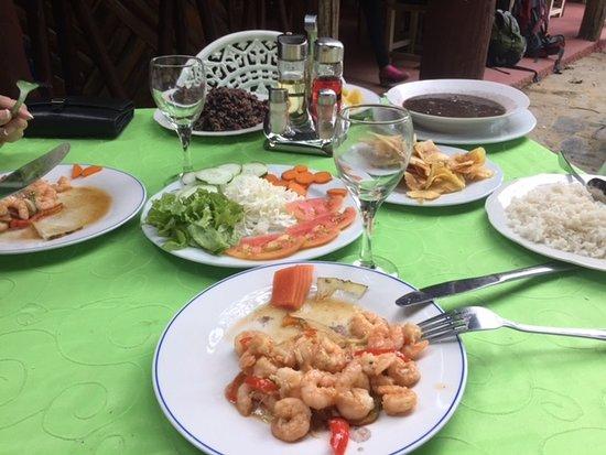 Paladar La Pimienta: repas copieux
