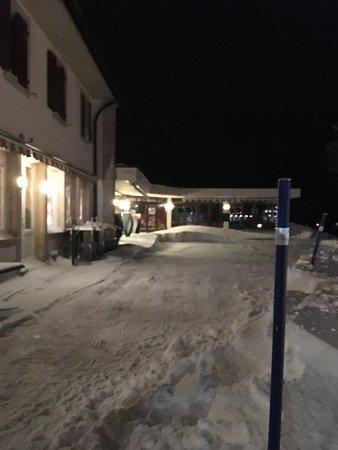 La Vue des Alpes, Suiza: Hotel Restaurant Vue des Alpes