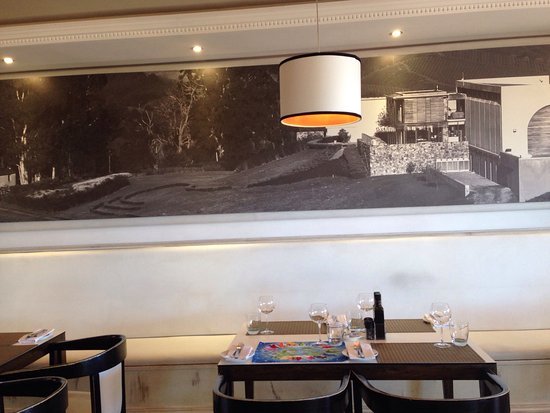 Strand, Sydafrika: A place with stunning views of the sea and real atmosphere