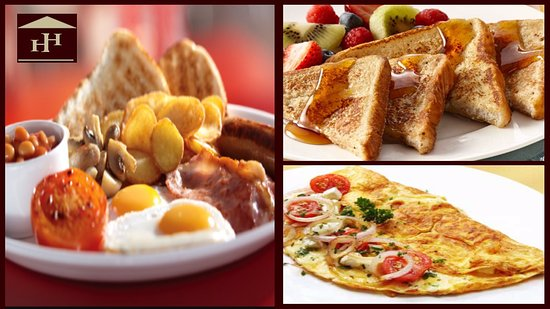 Roscommon, Ireland: Breakfast - Served from 7:30am to 12 o'clock daily