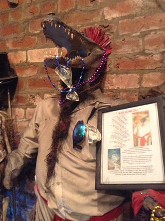 Rougarou - Photo de New Orleans Historic Voodoo Museum, Nouvelle