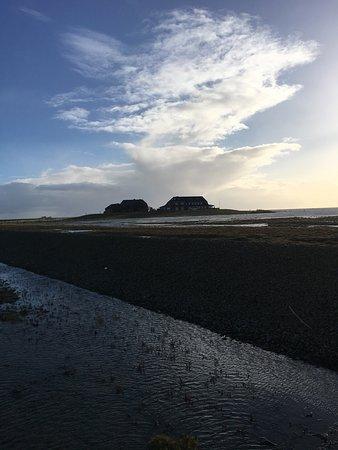 North Friesian Islands, Allemagne : Aufgenommen am 14.01.2017