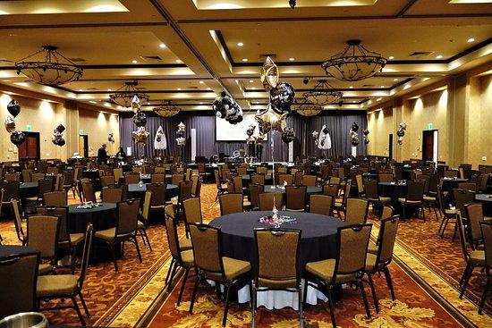 ذا ميريتيج ريزورت هوتل آند سبا: Carneros Ballroom Preparation