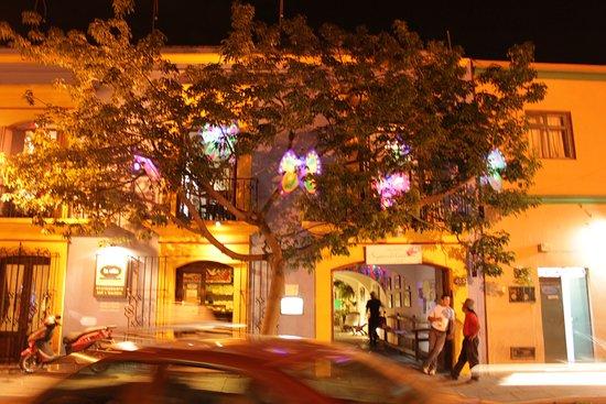 Casa de Las Bugambilias B&B: Front door