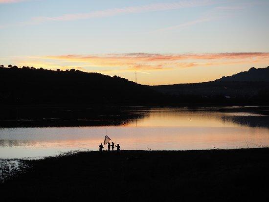 Puerto Deportivo Guadalix: Pantano del Vellón
