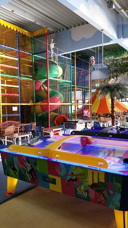 Fun Center Nimmerland