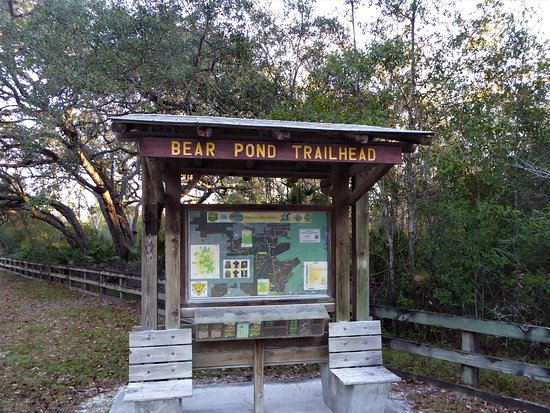 Sorrento, FL: Trails map