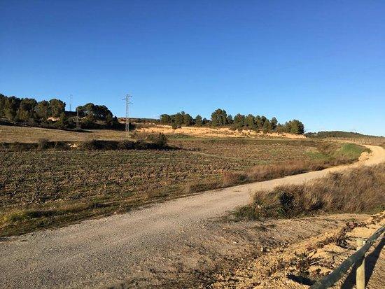 Font-Rubí, España: Parte del recorrido