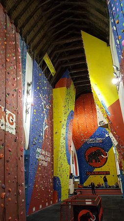 Awesome Walls Climbing Centre Photo