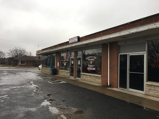 Trotwood, OH: Broadway Cafe