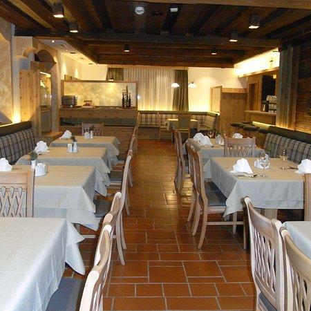 Hotel Turracherhof: Neugestaltung November 2016.. Gaststube