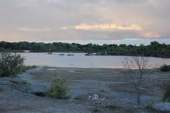 Wainfleet, Kanada: View on the lake