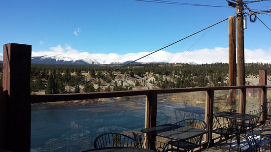 Fairplay, CO: view from back deck