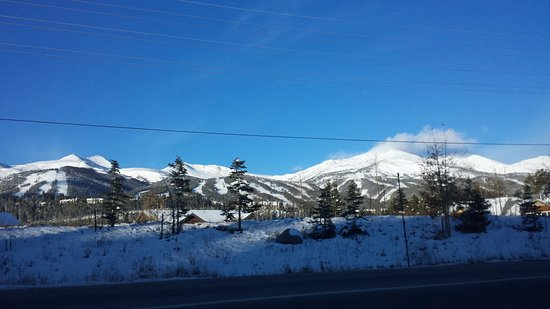 Fairplay, Kolorado: Breckenridge ski area