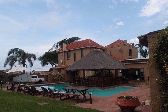 Umkomaas, South Africa: Muy acogedor!!